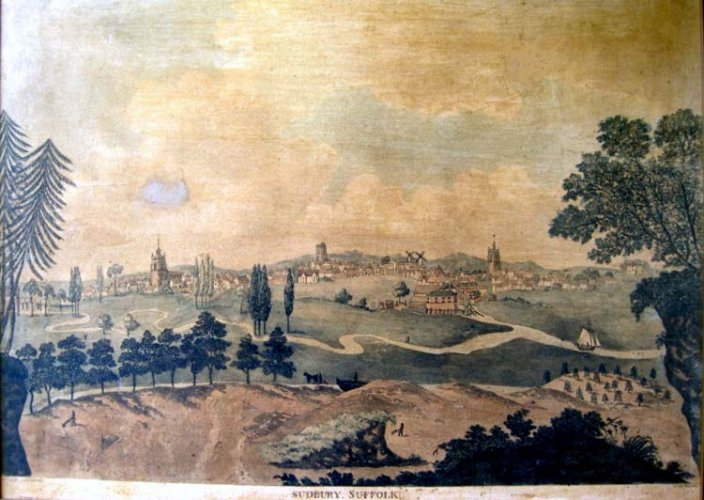 Sudbury c1820