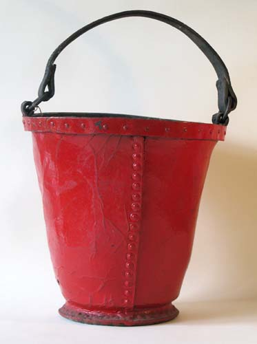 Freeman\'s fire bucket