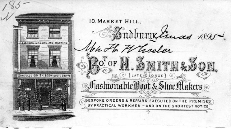 Henry Smith 10 Market Hill