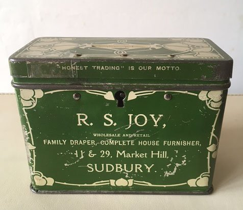 Savings moneybox  issued by Joys