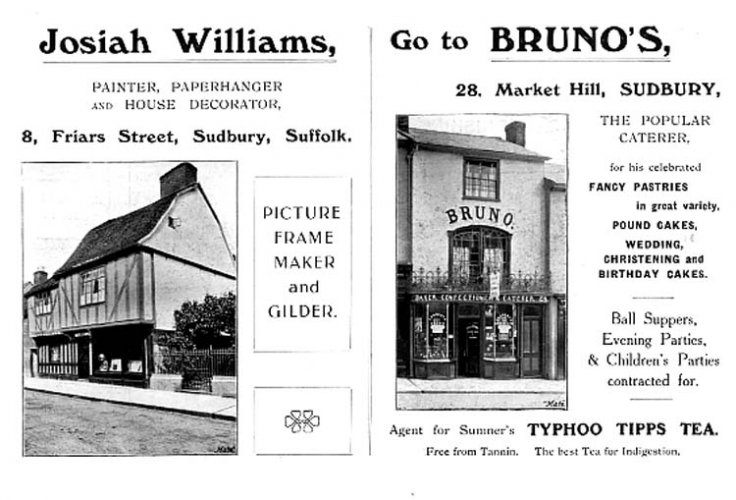 Mate's 2: Williams' and Bruno's