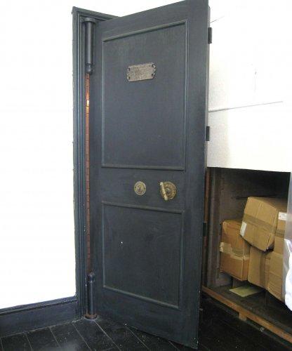 Victorian safe 1