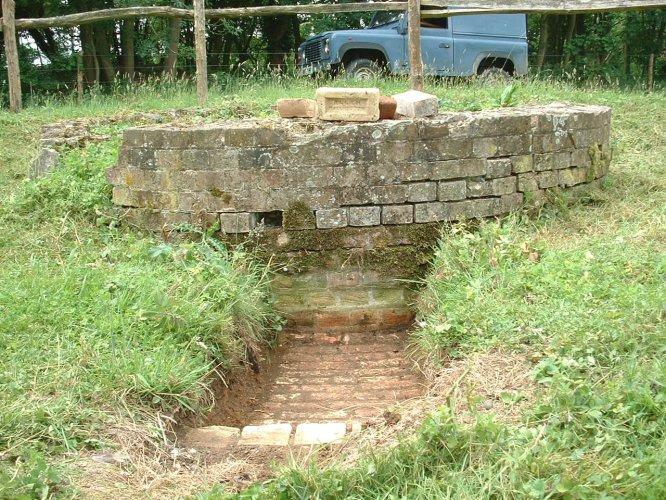 Allen's chalk mill - 2