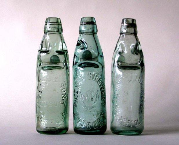 Sudbury soda water 1: Hiram Codd