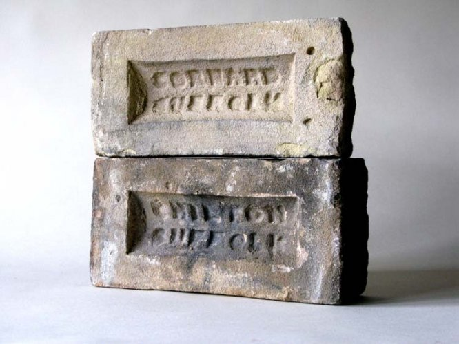 Cornard and Chilton bricks