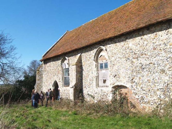St Bartholomew\'s Chapel