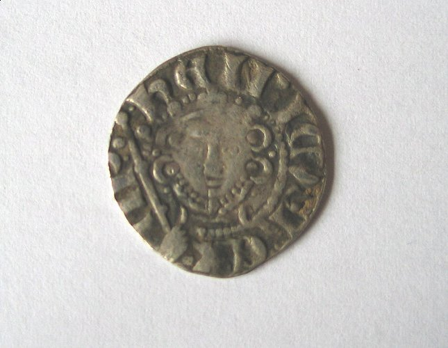 Obverse Henry III silver penny