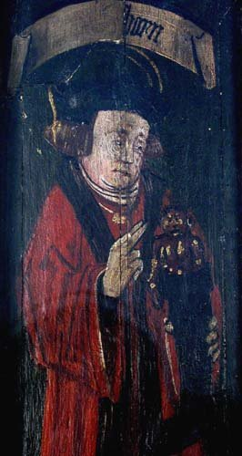 St Gregory\'s rood screen