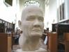 The head of Simon recreated