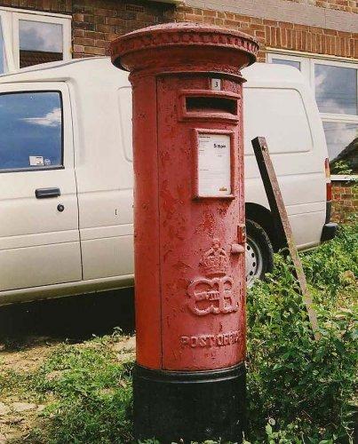 Edward VIII postbox