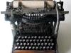 Holman Bentley\'s typewriter