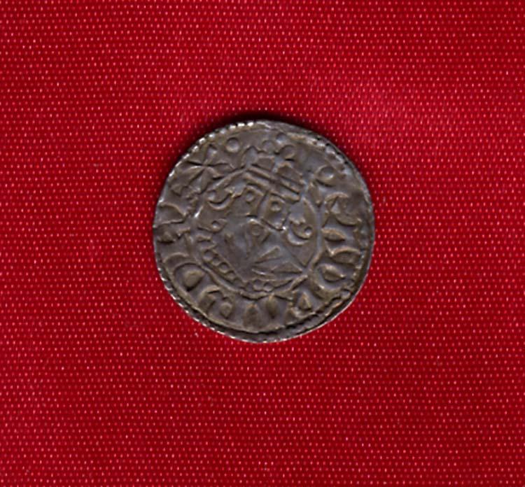 Sudbury penny of Edward -obverse