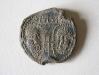 Papal bulla (seal) - obverse