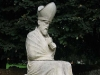 Bishop Aelfhun\'s statue
