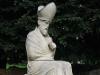 Bishop Aelfhun\'s statue