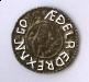Sudbury penny of Ethelred II obverse traced