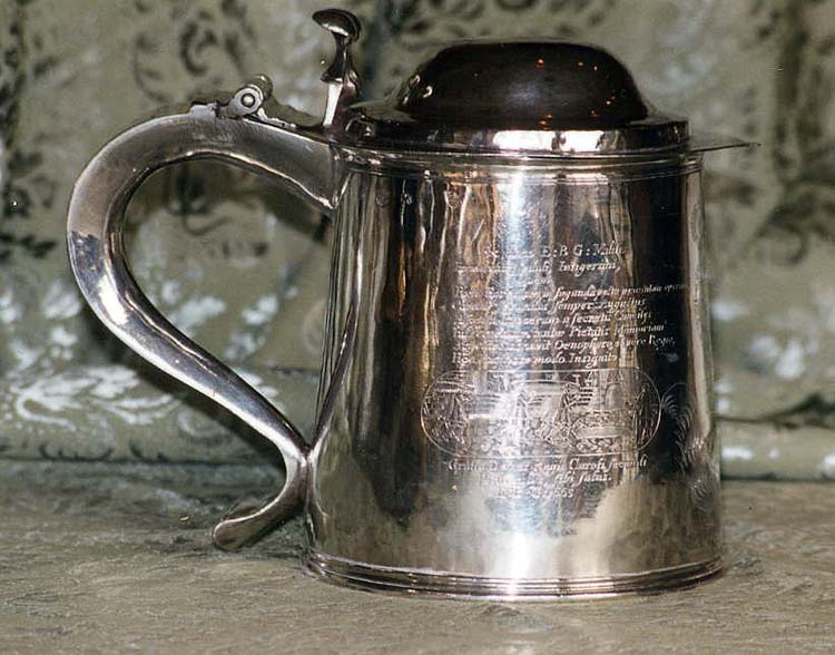 The Godfrey Tankard - Sudbury\'s Loving Cup